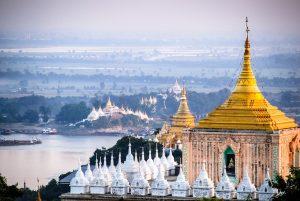 Mandalay en Asie