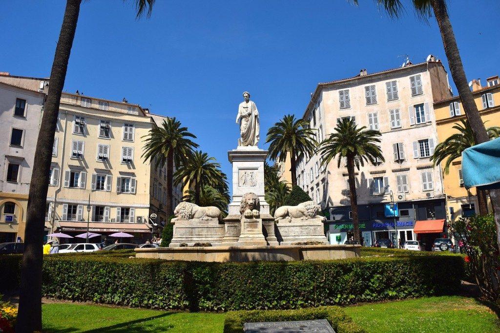 Napoléon à Ajaccio