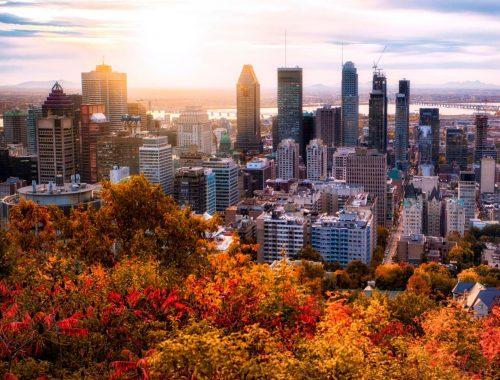 Découvrir Montreal au Canada