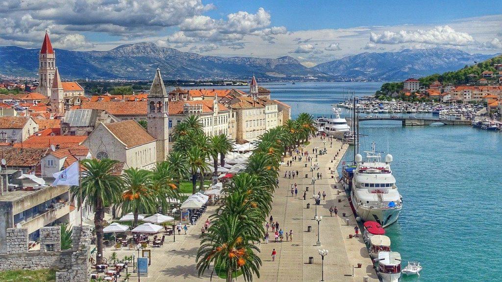 Quand aller en Croatie