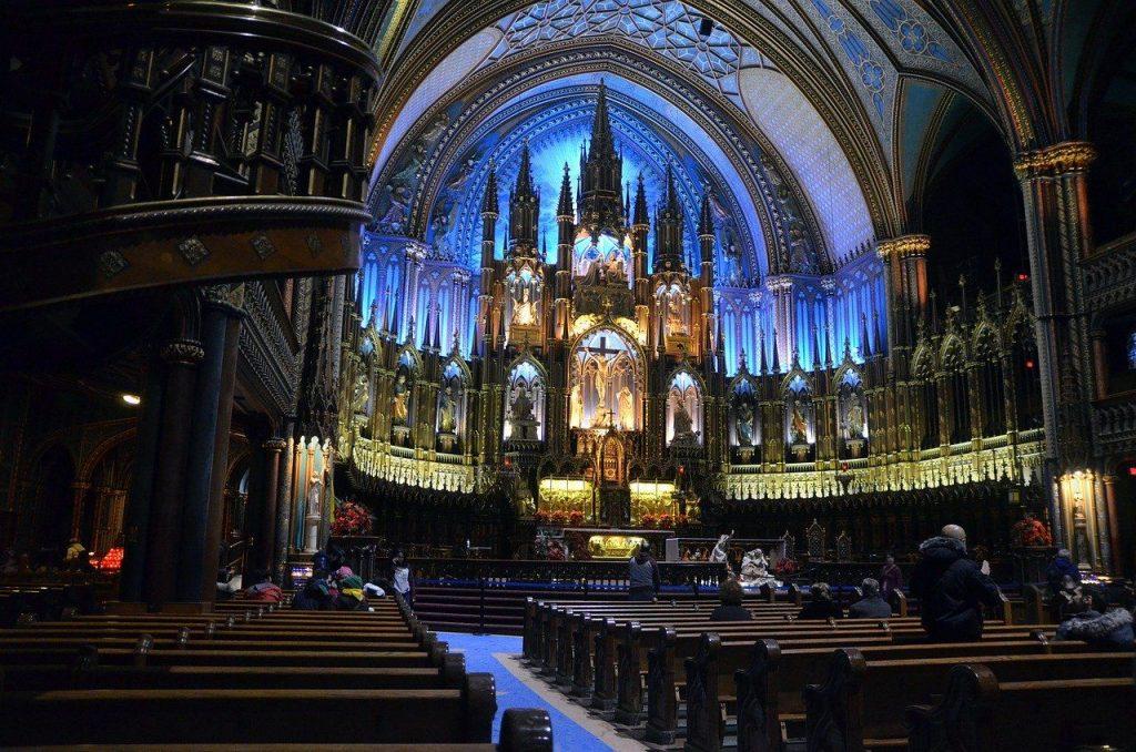 Oratoire Saint-Joseph à Montreal