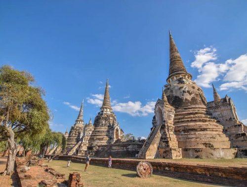 Les plus beaux sites de Thaïlande