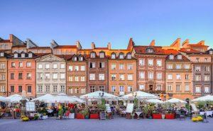 Place Varsovie