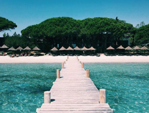 Palombaggia Sud Corse